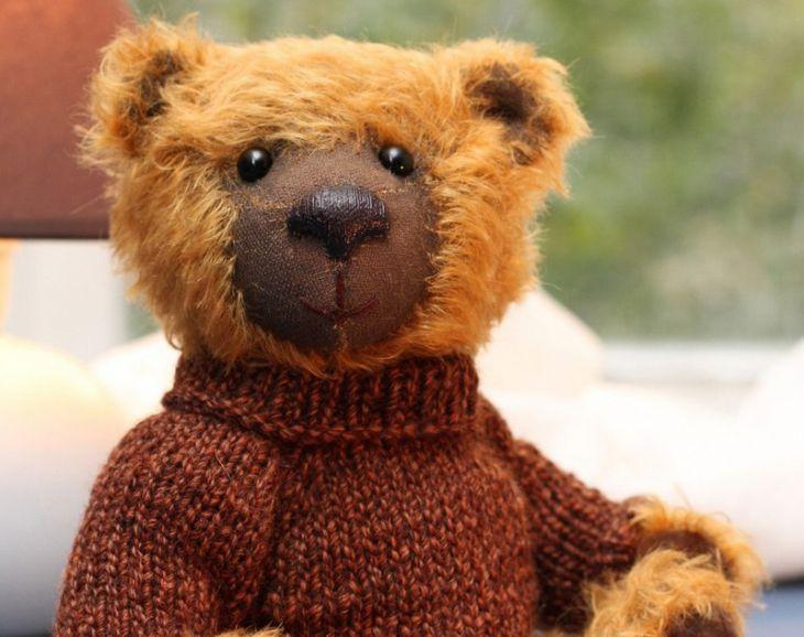 В столице пройдет крупная выставка игрушек Hello Teddy